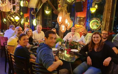 Travelling in the footsteps of Magellan — KARISMA trip to South America